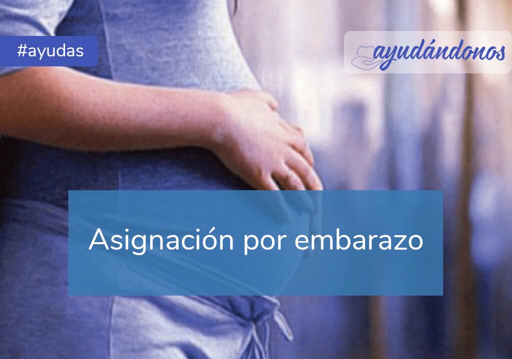 Asignación por embarazo