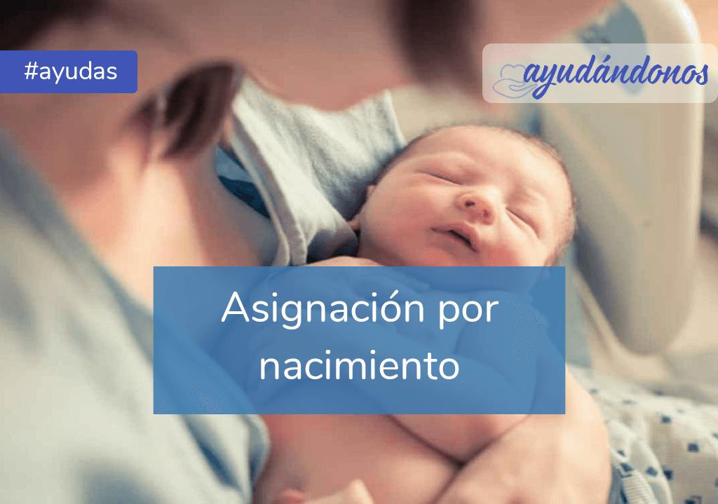 Asignación por nacimiento