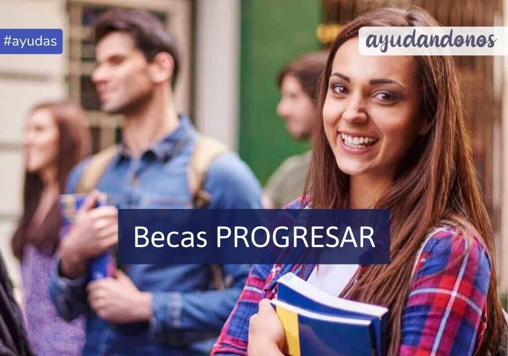 Becas PROGRESAR