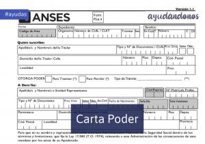 formulario 6.4 Carta poder