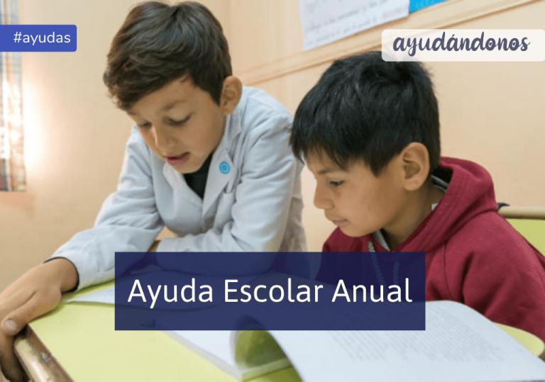 Ayuda Escolar Anual ANSES