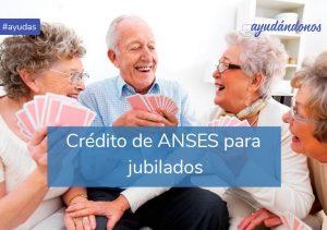 Crédito para jubilados ANSES