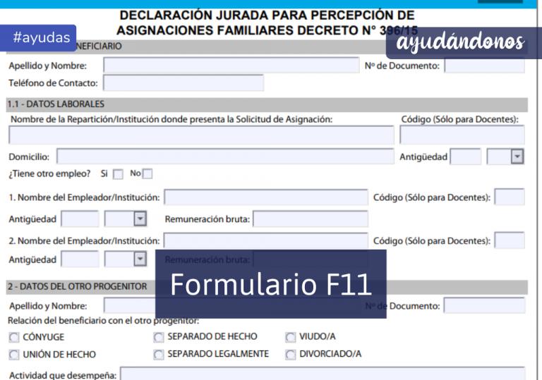 formulario f11