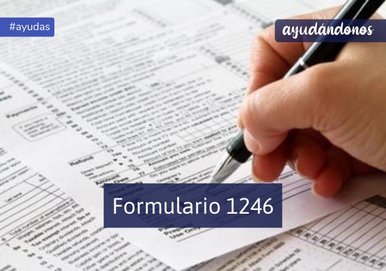 Formulario 1246