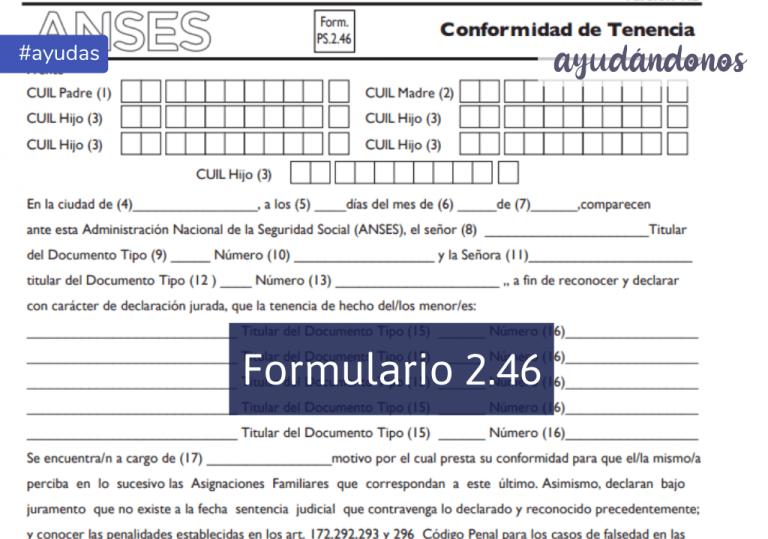 Formulario 2.46