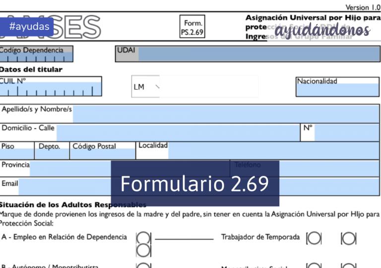 Formulario 2.69
