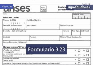 Formulario 3.23