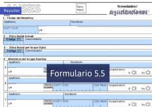 Formulario 5.5