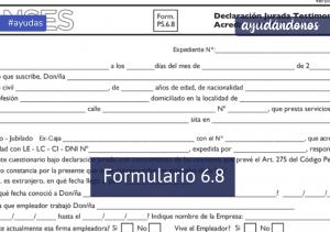 Formulario 6.8