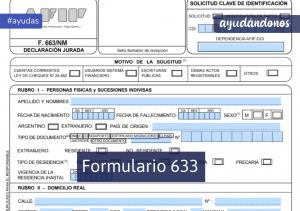 Formulario 633