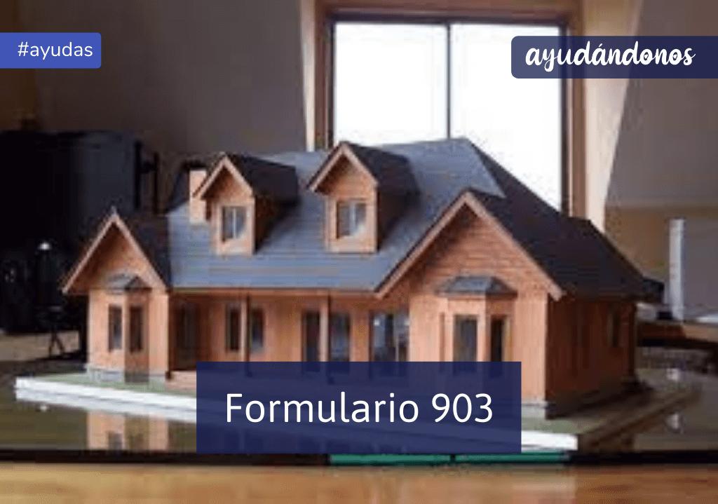 Formulario 903