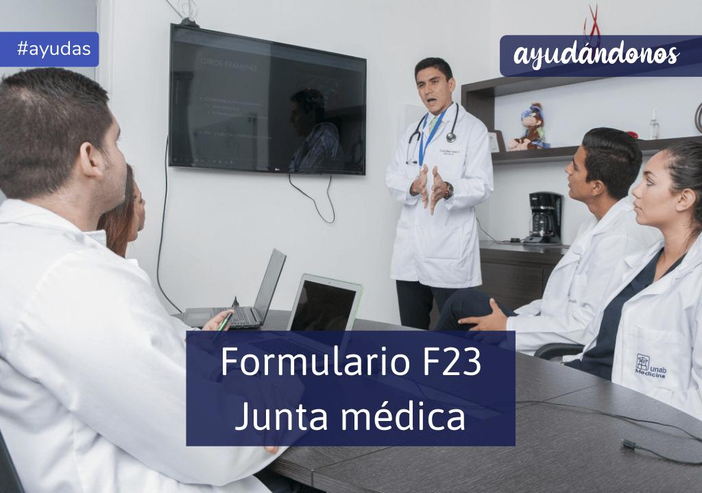 Formulario F23