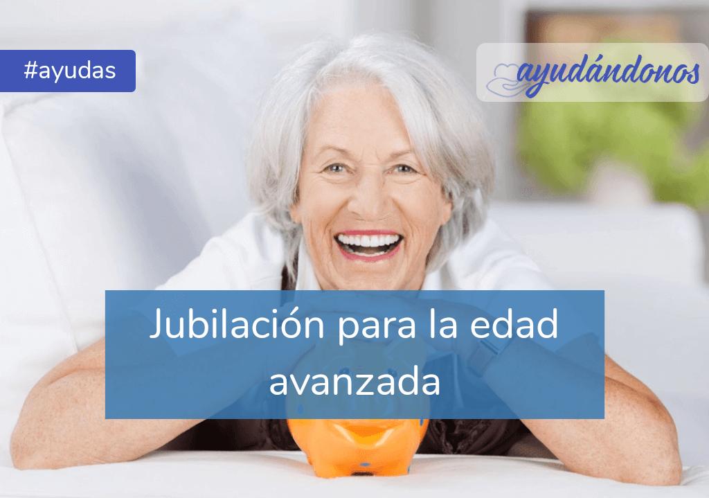 Prestación por edad avanzada
