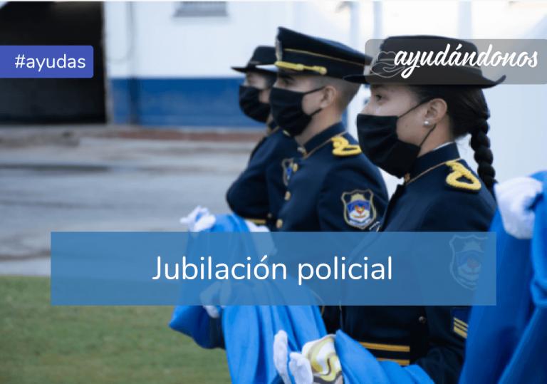Jubilación policial