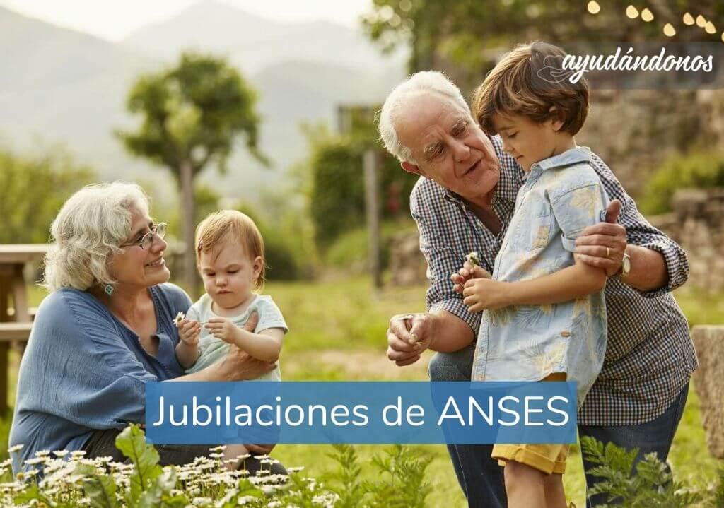 Jubilaciones de ANSES
