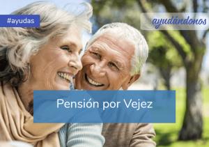 Pensión por vejez