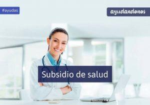 Subsidio de salud
