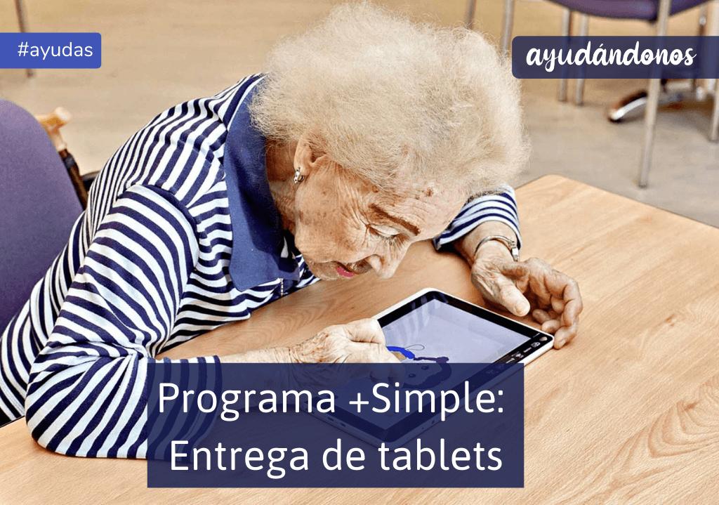 tablets a jubilados